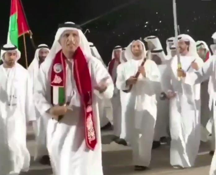 يولة صاحب السمو الشيخ سعود بن صقر القاسمي