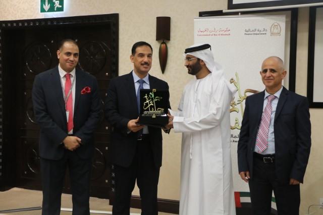 تكريم المقيمين الخارجيين لحائزة جلفار المالية للتميز عام 2018